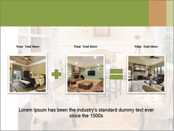 Beautiful Apartment PowerPoint Template - Slide 22