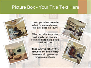 Beautiful Apartment PowerPoint Template - Slide 24