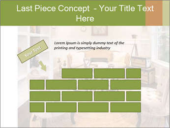 Beautiful Apartment PowerPoint Template - Slide 46