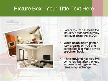 Red And White Room PowerPoint Templates - Slide 20