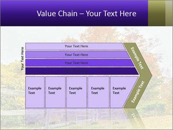 Orange Tree Leaves PowerPoint Template - Slide 27