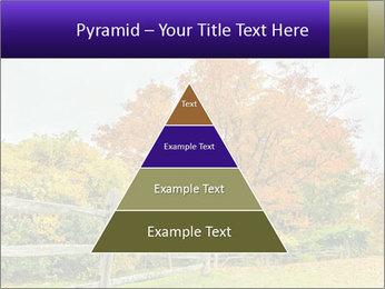 Orange Tree Leaves PowerPoint Template - Slide 30