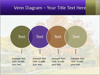 Orange Tree Leaves PowerPoint Template - Slide 32