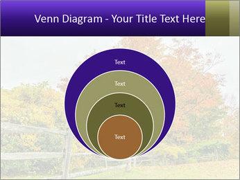 Orange Tree Leaves PowerPoint Template - Slide 34
