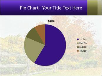 Orange Tree Leaves PowerPoint Template - Slide 36