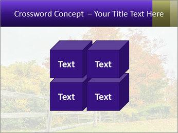 Orange Tree Leaves PowerPoint Template - Slide 39