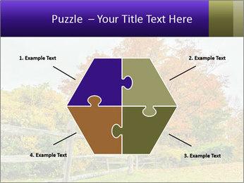 Orange Tree Leaves PowerPoint Template - Slide 40