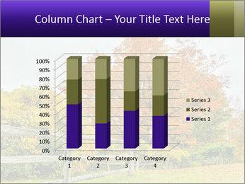 Orange Tree Leaves PowerPoint Template - Slide 50