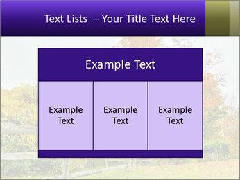 Orange Tree Leaves PowerPoint Template - Slide 59