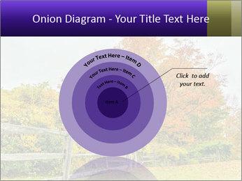 Orange Tree Leaves PowerPoint Template - Slide 61
