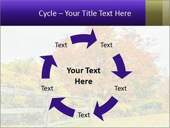Orange Tree Leaves PowerPoint Template - Slide 62