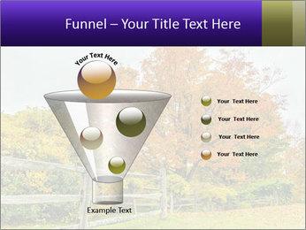 Orange Tree Leaves PowerPoint Template - Slide 63