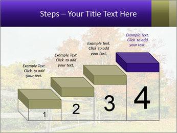 Orange Tree Leaves PowerPoint Template - Slide 64