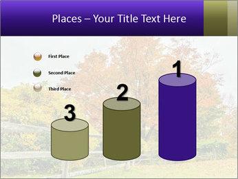 Orange Tree Leaves PowerPoint Template - Slide 65