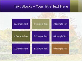 Orange Tree Leaves PowerPoint Template - Slide 68