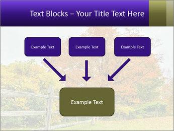 Orange Tree Leaves PowerPoint Template - Slide 70