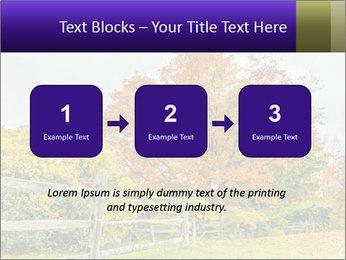 Orange Tree Leaves PowerPoint Template - Slide 71