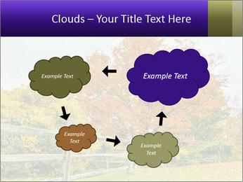 Orange Tree Leaves PowerPoint Template - Slide 72