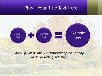 Orange Tree Leaves PowerPoint Template - Slide 75