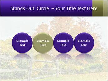 Orange Tree Leaves PowerPoint Template - Slide 76