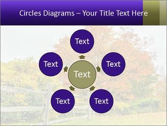 Orange Tree Leaves PowerPoint Template - Slide 78