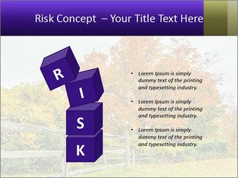 Orange Tree Leaves PowerPoint Template - Slide 81