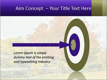 Orange Tree Leaves PowerPoint Template - Slide 83