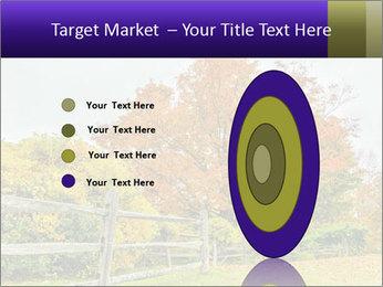 Orange Tree Leaves PowerPoint Template - Slide 84