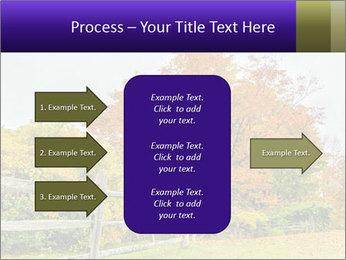 Orange Tree Leaves PowerPoint Template - Slide 85