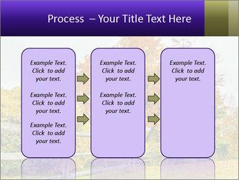 Orange Tree Leaves PowerPoint Template - Slide 86