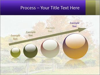 Orange Tree Leaves PowerPoint Template - Slide 87