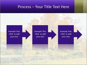Orange Tree Leaves PowerPoint Template - Slide 88