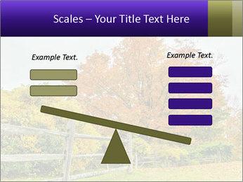 Orange Tree Leaves PowerPoint Template - Slide 89