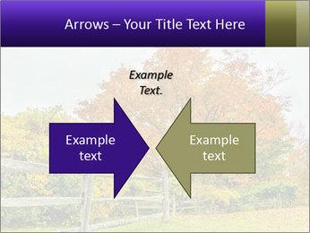 Orange Tree Leaves PowerPoint Template - Slide 90