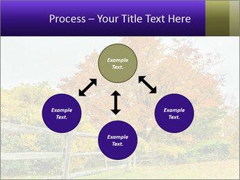 Orange Tree Leaves PowerPoint Template - Slide 91