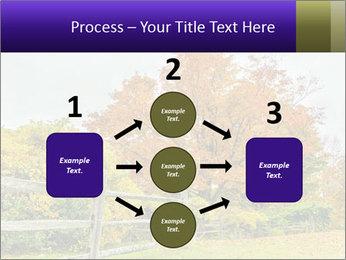 Orange Tree Leaves PowerPoint Template - Slide 92