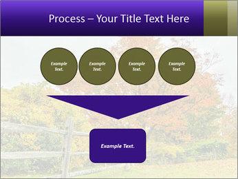 Orange Tree Leaves PowerPoint Template - Slide 93