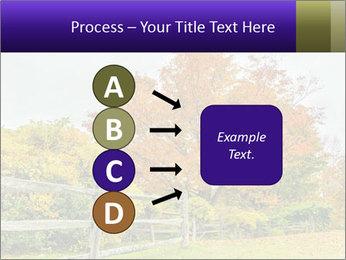 Orange Tree Leaves PowerPoint Template - Slide 94