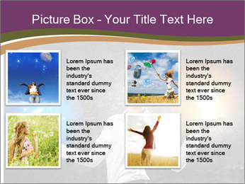 Woman Astrologer PowerPoint Templates - Slide 14