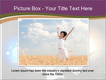 Woman Astrologer PowerPoint Templates - Slide 16
