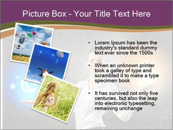 Woman Astrologer PowerPoint Templates - Slide 17