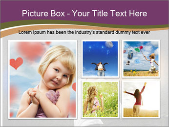 Woman Astrologer PowerPoint Templates - Slide 19