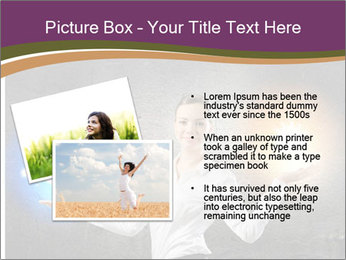 Woman Astrologer PowerPoint Templates - Slide 20