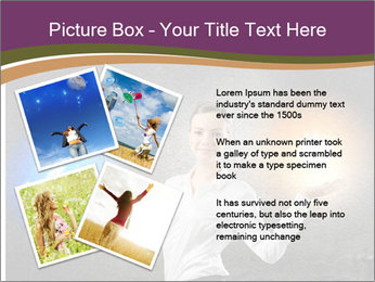 Woman Astrologer PowerPoint Templates - Slide 23