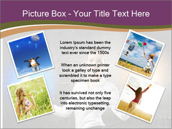 Woman Astrologer PowerPoint Templates - Slide 24