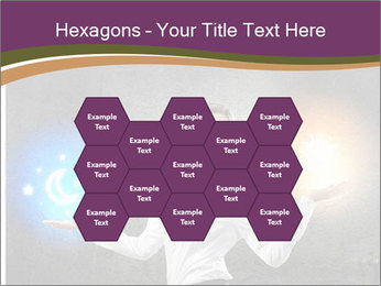 Woman Astrologer PowerPoint Templates - Slide 44