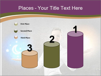 Woman Astrologer PowerPoint Templates - Slide 65
