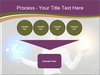 Woman Astrologer PowerPoint Templates - Slide 93