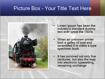 Old Locomotive PowerPoint Templates - Slide 13