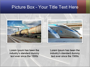 Old Locomotive PowerPoint Templates - Slide 18